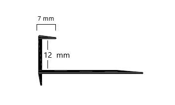 Cantonera laminado 12mm