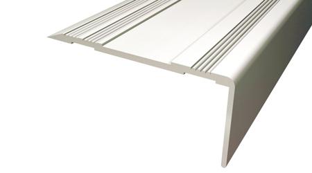 Cantonera - 50 aluminio plata sin antideslizante