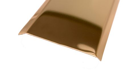 Dos alas - 56 latonado adhesiva