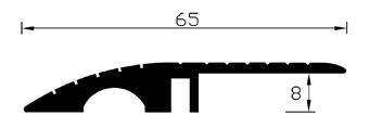 Rampa de 8mm