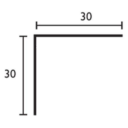 Ángulo - 30x30