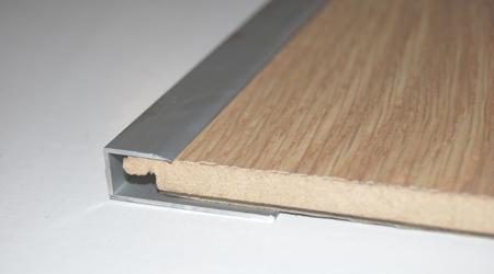 Perfil de desnivel pletinas dicar - Perfil de aluminio en u ...