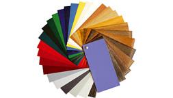 Calidad-Gama de colores