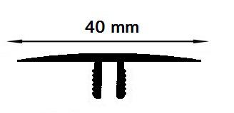 Carril Dilatación-40 Sin base
